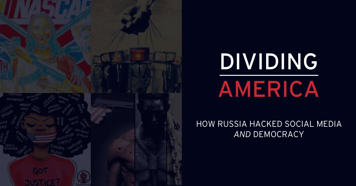 Russia Hacked Our Democracy